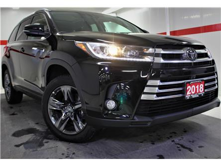 2018 Toyota Highlander Limited (Stk: 300214S) in Markham - Image 1 of 27