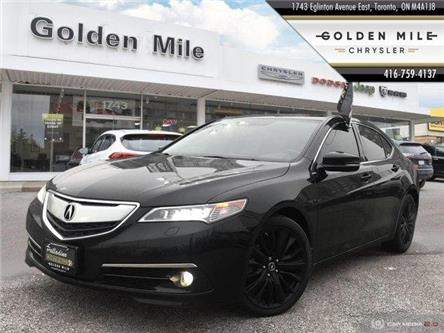 2017 Acura TLX Base (Stk: P4937) in North York - Image 1 of 25