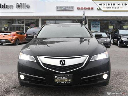 2017 Acura TLX Base (Stk: P4937) in North York - Image 2 of 25