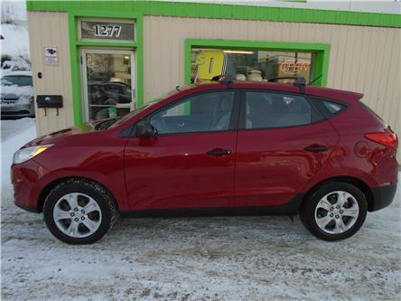 2013 Hyundai Tucson GL (Stk: ) in Sudbury - Image 1 of 6