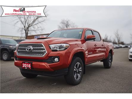 2016 Toyota Tacoma SR5 (Stk: 16260A) in Hamilton - Image 1 of 24