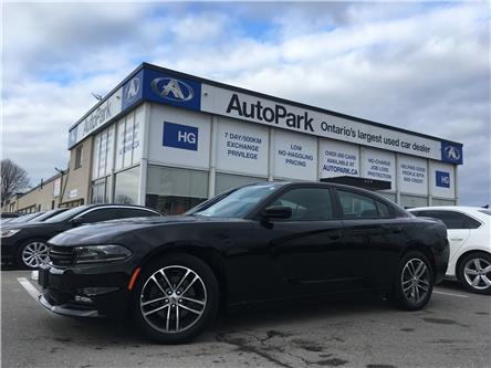 2019 Dodge Charger SXT (Stk: 19-30937) in Brampton - Image 1 of 29