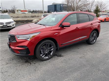 2019 Acura RDX A-Spec (Stk: 360-07) in Oakville - Image 1 of 14