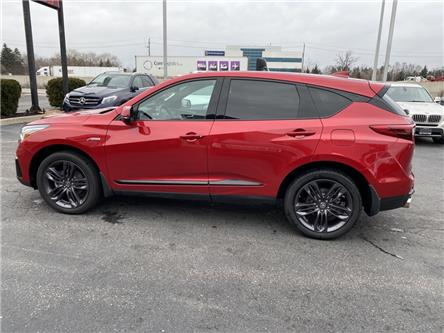 2019 Acura RDX A-Spec (Stk: 360-07) in Oakville - Image 2 of 14