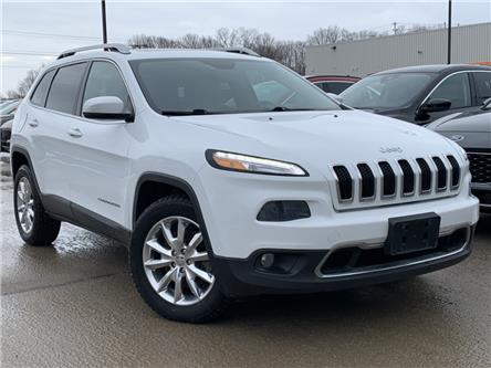 2015 Jeep Cherokee Limited (Stk: 988PTA) in Midland - Image 1 of 19