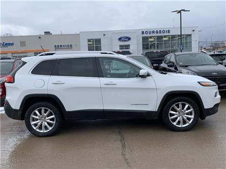 2015 Jeep Cherokee Limited (Stk: 988PTA) in Midland - Image 2 of 19