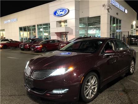 2013 Lincoln MKZ Base (Stk: OP19287A) in Vancouver - Image 1 of 23