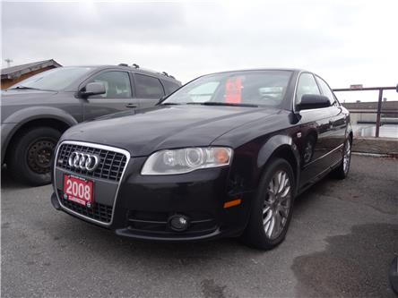 2008 Audi A4 2.0T Special Edition (Stk: 8A170102) in Cobourg - Image 1 of 10
