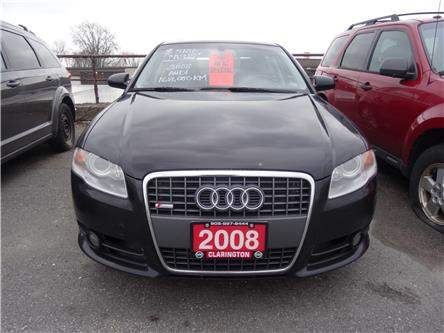 2008 Audi A4 2.0T Special Edition (Stk: 8A170102) in Cobourg - Image 2 of 10