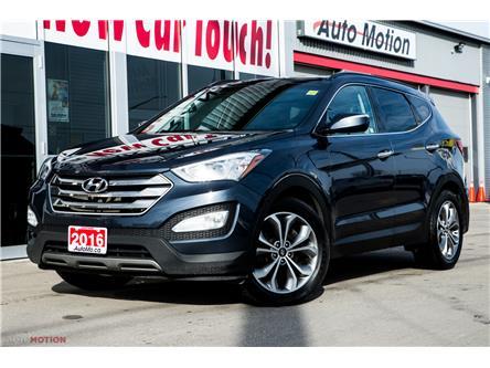 2016 Hyundai Santa Fe Sport  (Stk: 191477) in Chatham - Image 1 of 29