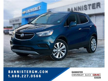 2020 Buick Encore Preferred (Stk: 20-054) in Edson - Image 1 of 16