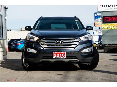 2016 Hyundai Santa Fe Sport  (Stk: 191477) in Chatham - Image 2 of 29