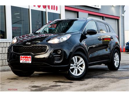 2019 Kia Sportage LX (Stk: 191498) in Chatham - Image 1 of 23