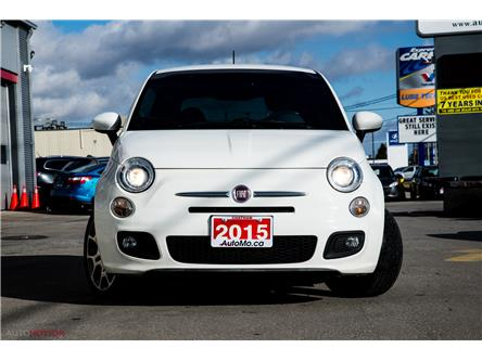 2015 Fiat 500 Sport (Stk: 191501) in Chatham - Image 2 of 18