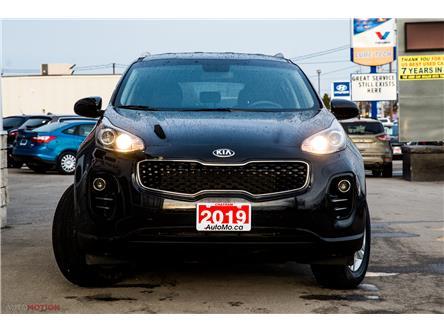 2019 Kia Sportage LX (Stk: 191498) in Chatham - Image 2 of 23