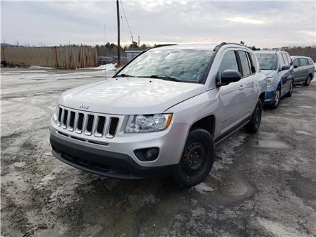 2012 Jeep Compass Sport/North (Stk: 10626A) in Lower Sackville - Image 2 of 3