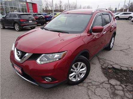 2016 Nissan Rogue SV (Stk: CGC791031) in Cobourg - Image 2 of 28