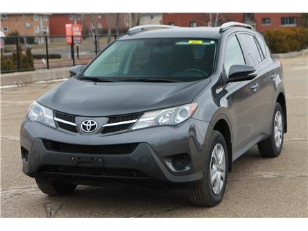 2015 Toyota RAV4 LE (Stk: 1912615) in Waterloo - Image 1 of 26