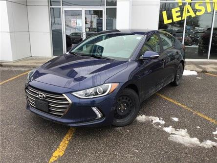 2017 Hyundai Elantra GL (Stk: HP0139A) in Peterborough - Image 1 of 14