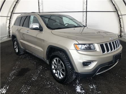 2015 Jeep Grand Cherokee Limited (Stk: 16458A) in Thunder Bay - Image 1 of 15