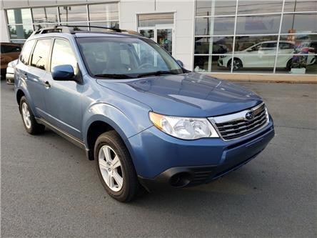 2010 Subaru Forester PZEV Outdoor Package (Stk: U1067) in Hebbville - Image 1 of 27