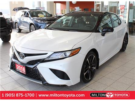 2018 Toyota Camry XSE (Stk: 003084) in Milton - Image 1 of 42