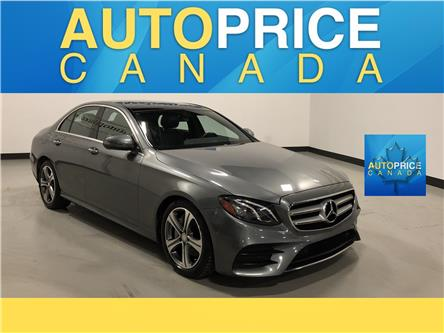 2017 Mercedes-Benz E-Class Base (Stk: W0784) in Mississauga - Image 1 of 29