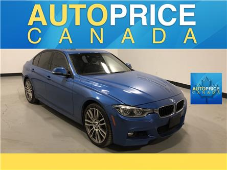 2017 BMW 340i xDrive (Stk: W0800) in Mississauga - Image 1 of 28