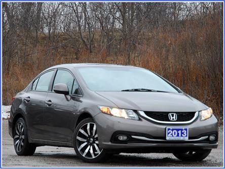 2013 Honda Civic Touring (Stk: P59592A) in Kitchener - Image 1 of 16