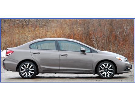 2013 Honda Civic Touring (Stk: P59592A) in Kitchener - Image 2 of 16