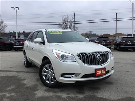 2015 Buick Enclave Leather (Stk: 156490) in Grimsby - Image 1 of 25