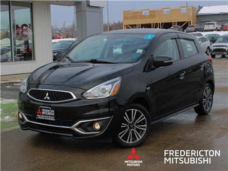 2017 Mitsubishi Mirage SEL (Stk: 191456A) in Fredericton - Image 1 of 9