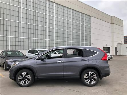 2016 Honda CR-V Touring (Stk: HP3663) in Toronto - Image 2 of 34