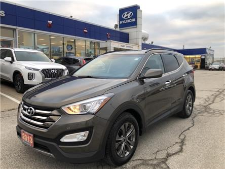 2013 Hyundai Santa Fe Sport 2.0T Premium (Stk: 28711A) in Scarborough - Image 1 of 18