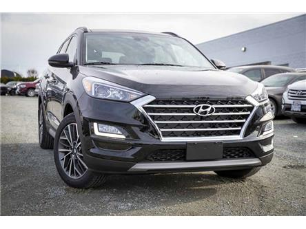 2020 Hyundai Tucson Luxury (Stk: LT186557) in Abbotsford - Image 1 of 24