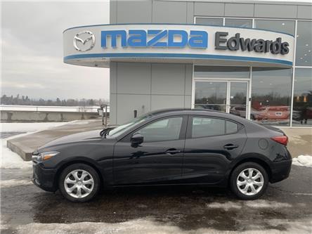 2018 Mazda Mazda3 GX (Stk: 22183) in Pembroke - Image 1 of 11