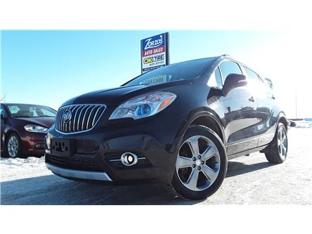 2014 Buick Encore Leather (Stk: P642) in Brandon - Image 1 of 23