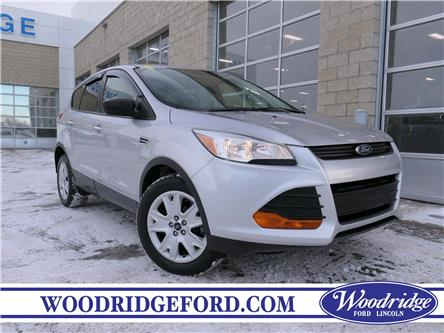 2015 Ford Escape S (Stk: L-170A) in Calgary - Image 1 of 20