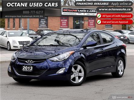 2013 Hyundai Elantra GLS (Stk: ) in Scarborough - Image 1 of 25