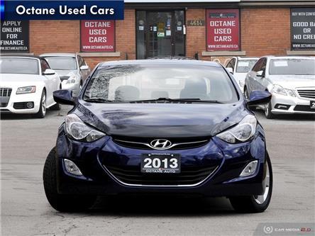 2013 Hyundai Elantra GLS (Stk: ) in Scarborough - Image 2 of 25