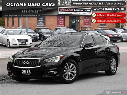 2015 Infiniti Q50 Base (Stk: ) in Scarborough - Image 1 of 26