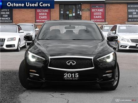 2015 Infiniti Q50 Base (Stk: ) in Scarborough - Image 2 of 26
