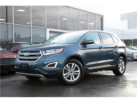 2016 Ford Edge SEL (Stk: 952870) in Ottawa - Image 1 of 28
