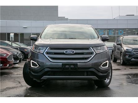 2017 Ford Edge SEL (Stk: 1919281) in Ottawa - Image 2 of 27