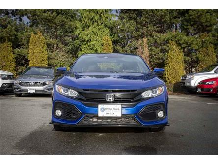 2017 Honda Civic Sport (Stk: KA605317A) in Vancouver - Image 2 of 27