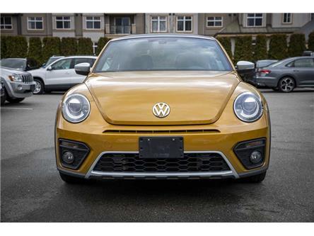 2018 Volkswagen Beetle 2.0 TSI Dune (Stk: VW1047) in Vancouver - Image 2 of 25
