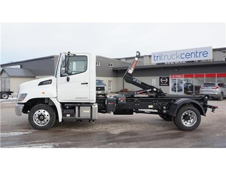 2020 Hino 258-187 w/XR7 MULTILIFT HOOKLIFT SYSTEM  (Stk: HLTW15664) in Barrie - Image 1 of 9