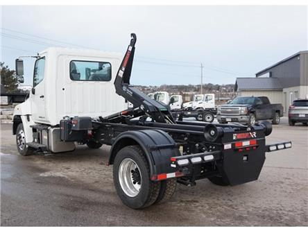 2020 Hino 258-187 w/XR7 MULTILIFT HOOKLIFT SYSTEM  (Stk: HLTW15664) in Barrie - Image 2 of 9