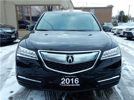 2016 Acura MDX Navigation Package (Stk: 5FRYD4) in Kitchener - Image 2 of 28