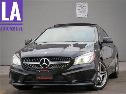 2015 Mercedes-Benz CLA-Class Base (Stk: 1FSOLK) in North York - Image 1 of 30